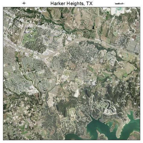 harker heights texas map aerial photography map of harker heights tx texas