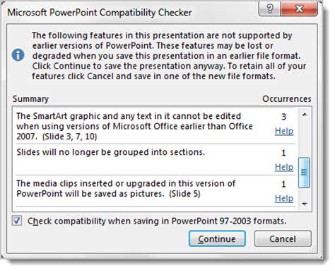 menyimpan file indesign untuk versi yang lebih lama menggunakan mode kompatibilitas untuk bekerja dengan