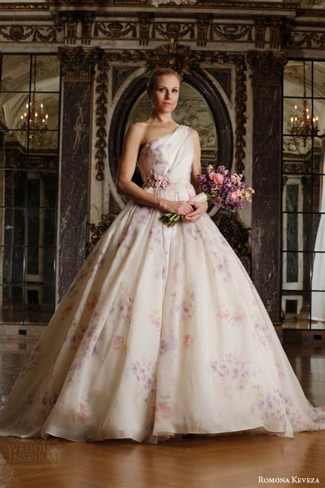 New Season Trends Of The Ballgown by Romona Keveza Luxe Bridal Collection 2016 Wedding