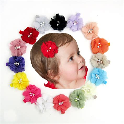 high quality affordable headbands for babies by new 2015 high quality pearl flower headband hair