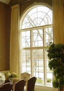 Window Treatments For Arched Windows Best 25 Arched Window Curtains Ideas On
