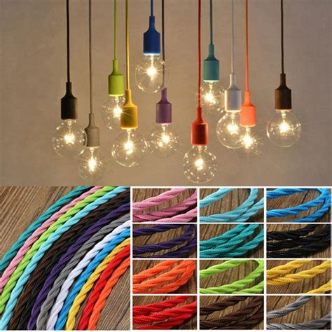 other lighting and ls 3m vintage colored diy twist
