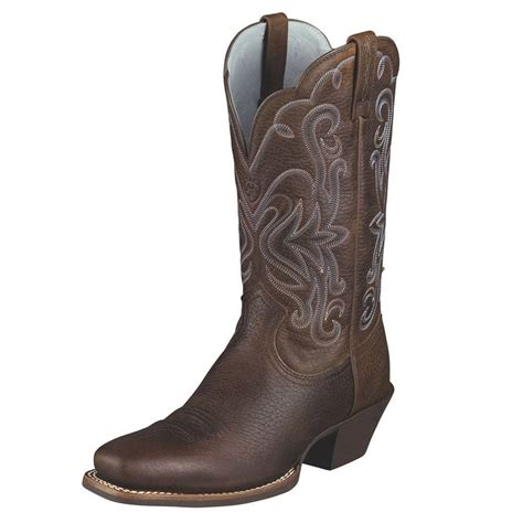 womans ariat boots ariat womens legend rosebud western boots