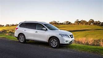 Nissan Awd Vehicles 2016 Nissan Pathfinder St Awd Review Caradvice