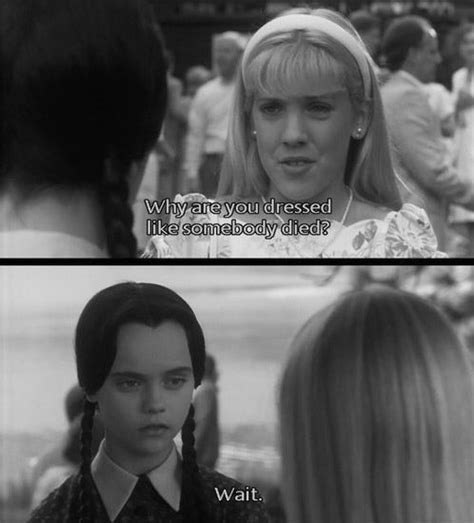 Addams Family Meme - the gallery for gt wednesday addams meme