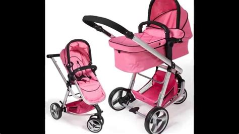 tectake  en  sillas de paseo coches carritos  bebes convertible rosa youtube