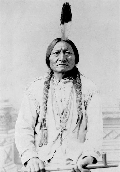 Sitting Bull by Sioux