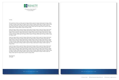 business letterhead pages business letterhead templates for pages 28 images sle