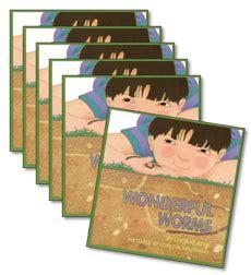 Product Guided Reading Set Level K Wonderful Worms