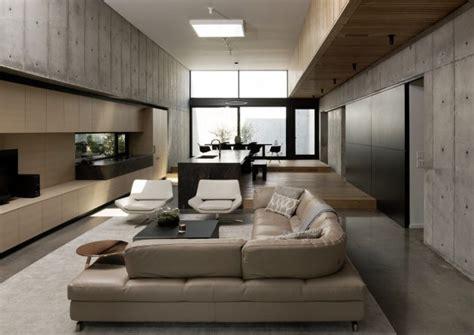design house houston concrete box house by robertson design in houston texas
