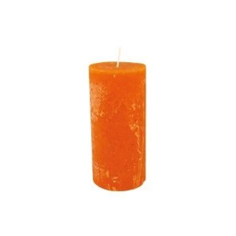 Orange Parfum 3581 by Bougie Orange 15cm Maison Pratic Boutique Pour Vos
