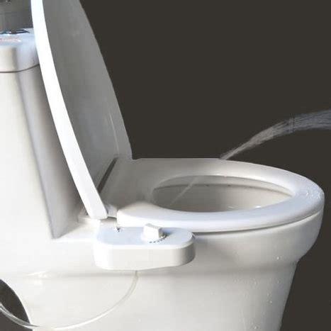 Bidet Shower by Hyg 600 Non Electric Fresh Water Seat Bidet Washlet
