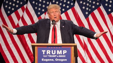 donald trump s unthinkable election us election 2016 donald trump softens stance on muslim