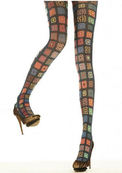 patterned tights interview everything you ever wanted to know about crochet granny