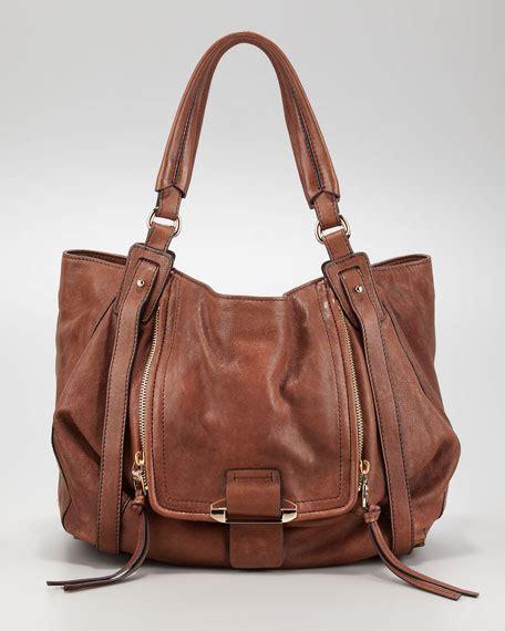 Kooba Toby Slouchy Covertible Backpack by Kooba Jonnie Leather Hobo Bag
