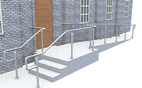 Handrail Ada ada standards guidelines manual recommendations