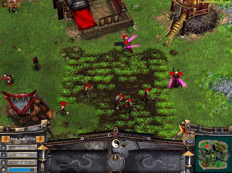 free download game battle realms 1 full version battle realms 1 free offline games full version