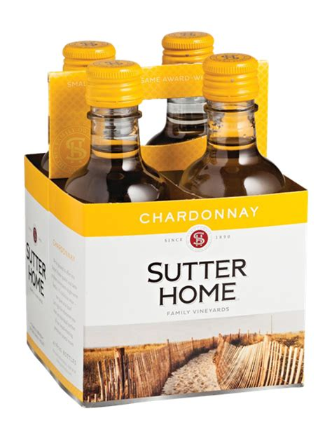 sutter home chardonnay 4 pack hy vee aisles