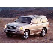 2004 Toyota Land Cruiser Pictures/Photos Gallery