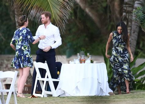 harry meghan prince harry and meghan markle at wedding in jamaica 2017