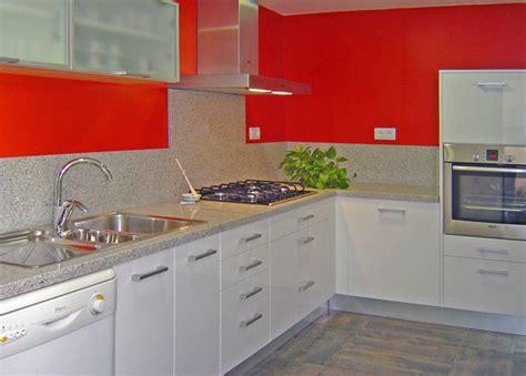 imagenes cocinas integrales blancas reformas de cocinas en valencia muebles de cocinas y
