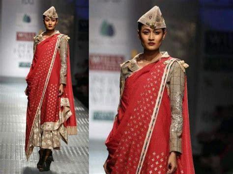 Stylish Saree Draping stylish and modern ways to drape dupatta
