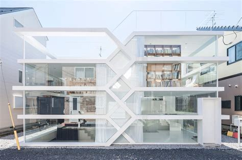 s house designed by yuusuke karasawa architects