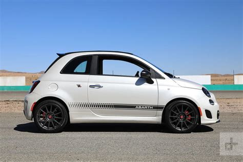 2019 fiat abarth 500 2019 fiat 500 abarth drive review digital trends