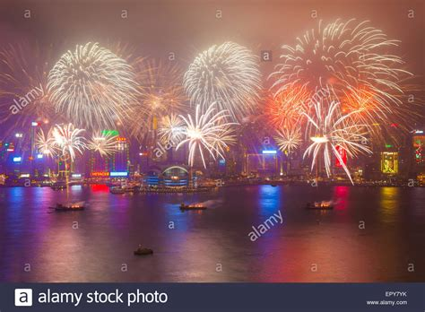 new year fireworks display hong kong 2015 hong kong february 20 hong kong new year
