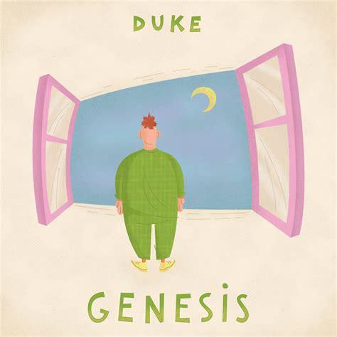 genesis duke album album cover illustration genesis duke joseph gottli