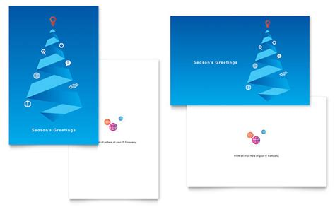 Seasons Greetings Card Templates Free by Free Greeting Card Templates Greeting Card Designs