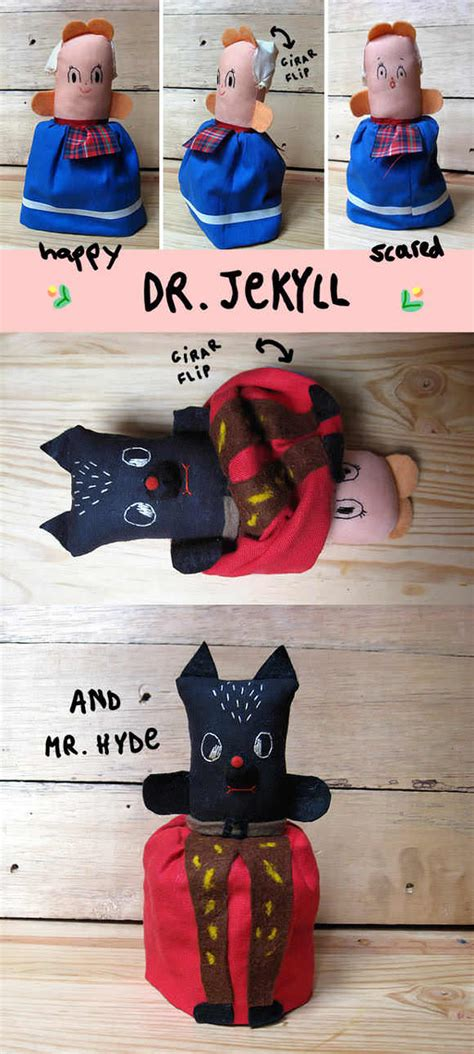 Handmade Doll Tutorial - diy topsy turvy rag doll tutorial handmade
