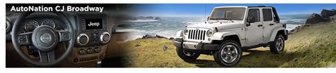 Broadway Jeep New 2015 Jeep Wrangler Unlimited Model Features