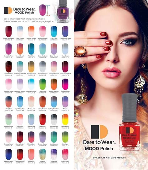 change color with mood to wear mood colors nail mood changing we
