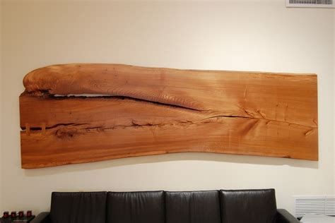 wood slab headboard red elm wood slab headboard wood pinterest