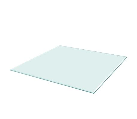 square glass table top vidaxl table top tempered glass square 700x700 mm vidaxl