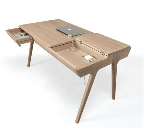 modern wood office desk best 25 modern desk ideas on home desks