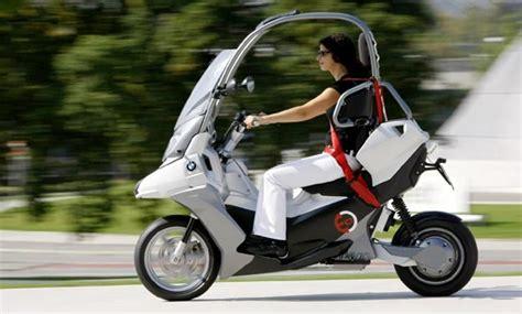 Elektro Motorrad Ricardo by Motos Bmw C1 E El Regreso Scooter Con Techo De La