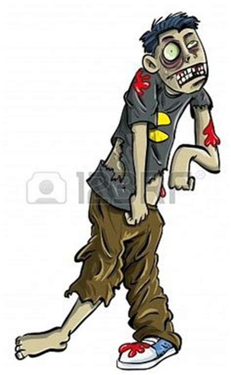 tattoo kartun zombie cartoon zombie woman with glasses isolated on white stock