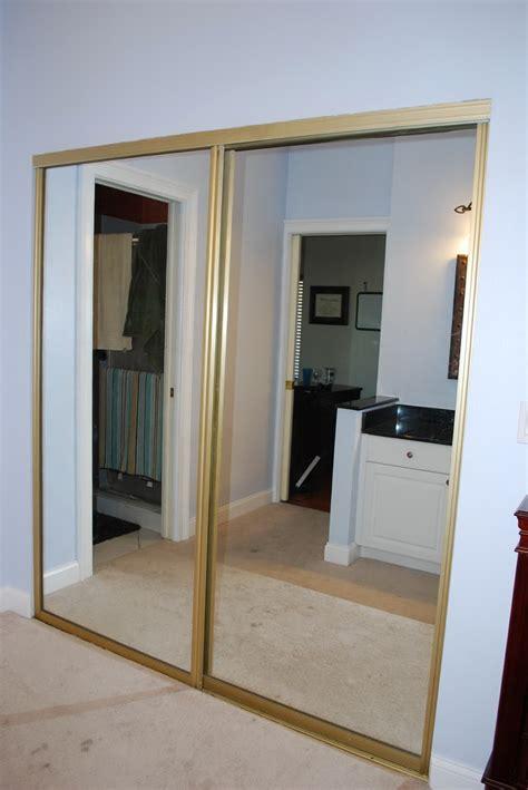 Mirrored Closet Doors Makeover Mirrored Closet Doors Makeover Home Design Ideas
