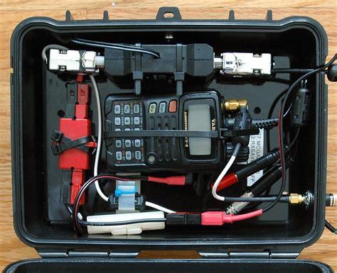 Battery Power Connector Original Yaesu Vx 6r aprn beacon go kit vx 6r w0ng