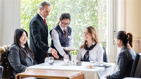 job training business and management hotel management and business school in switzerland