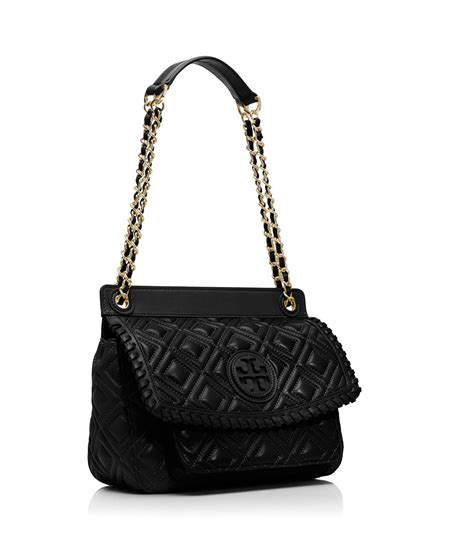Burch Quilted Bag by Burch Marion Quilted Small Shoulder Bag In Black Lyst