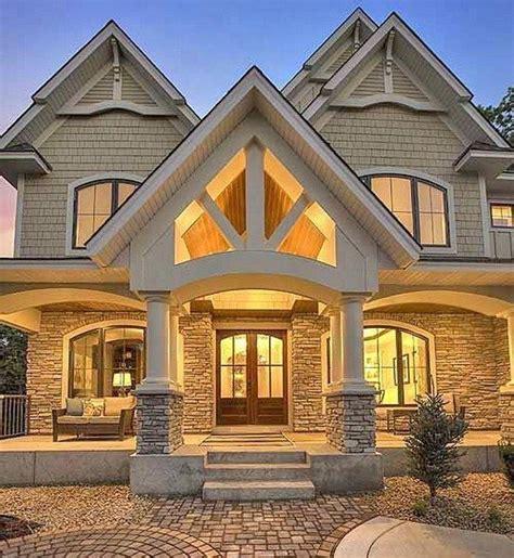 beautiful farmhouse design  front porch