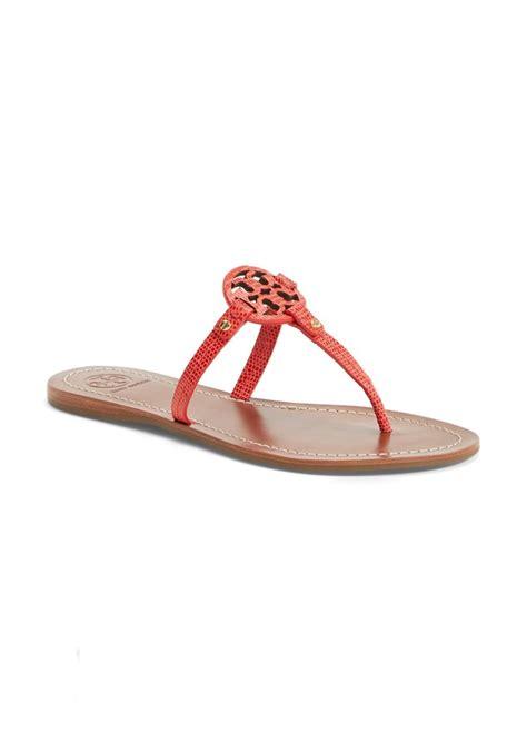 miller sandal sale burch burch mini miller leather sandal