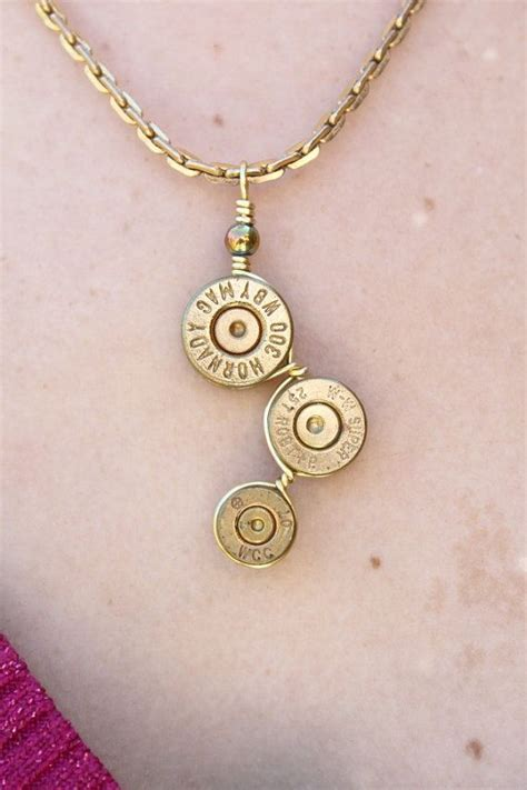 how to make jewelry from bullet casings best 25 bullet shell jewelry ideas on