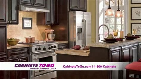 premium cabinets to go cabinets to go sales event tv commercial buy 1