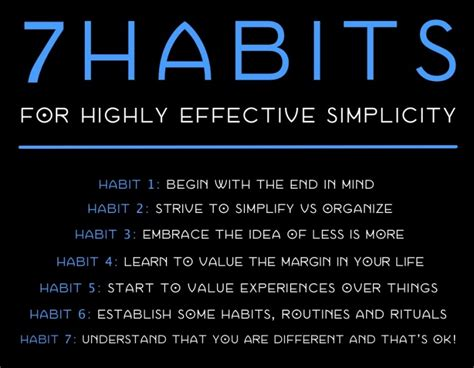 7 Of My Favorite Study Habits And Helpers by Ready To Simplify Here Are 7 Habits For Highly Effective