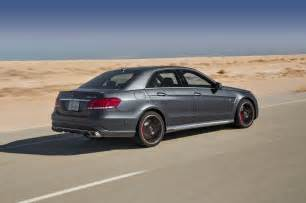 2014 mercedes e63 amg s vs bmw m5 competition pack