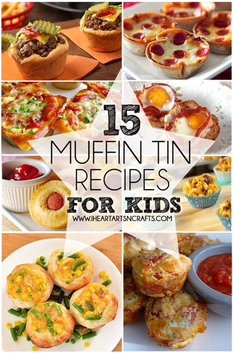 15 muffin tin recipes for kids muffin tin recipes and muffin